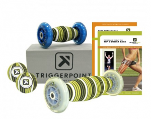 The Trigger Point Performance Roller kit