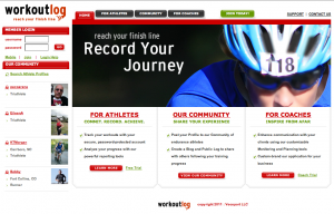 training, coaching, workoutlog, ironman