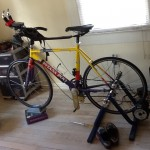 Setting Up Your Trainer Bike For The Winter And An Aversion To Big Egos