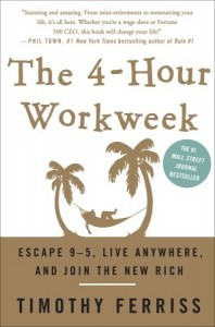 The 4-Hour Work Week, book, Tim Ferriss, a book FitOldDog likes