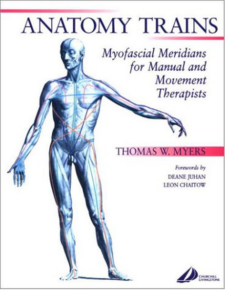 Book by Tom Myers Anatomy Trains goodreads