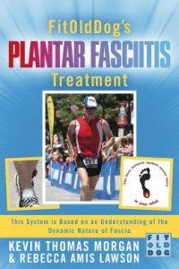 FitOldDog's treatment for plantar fasciitis e-book.