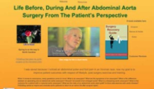 Aortic Disease From The Patient's Perspective