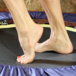 To Avoid Flat Feet Develop Strong Limber Arches