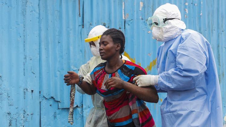 Ebola predictions by CDC