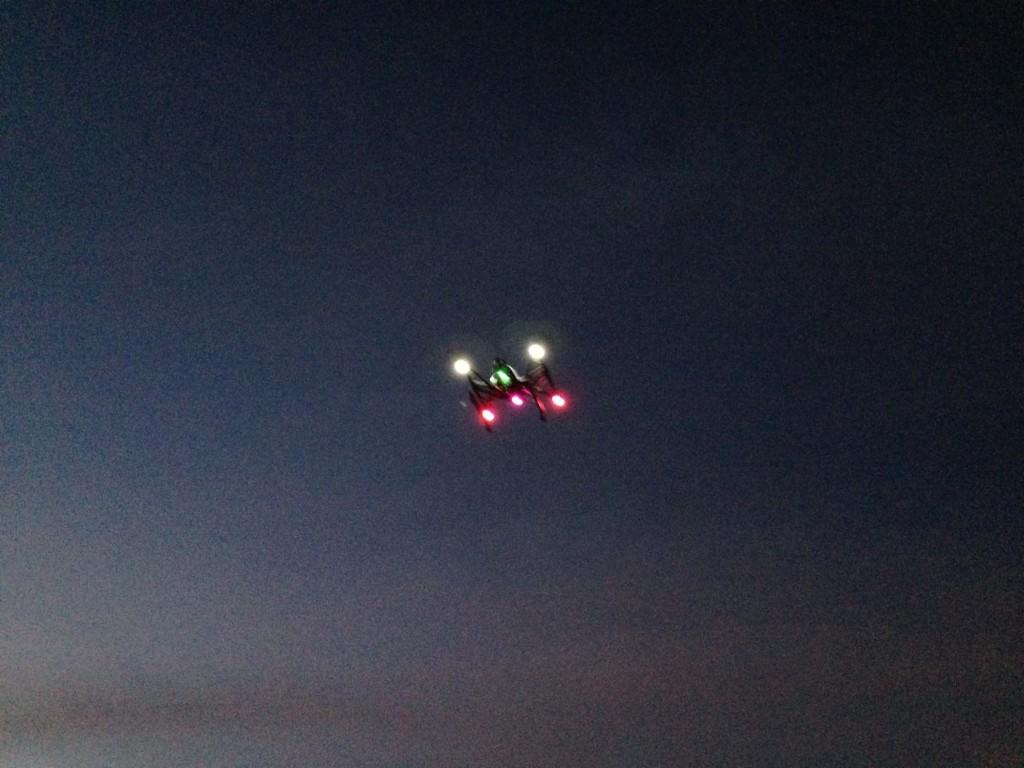 Nigel's drone