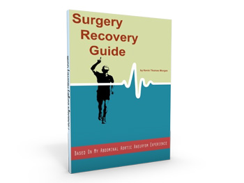 FitOldDog's surgery recovery guide cover